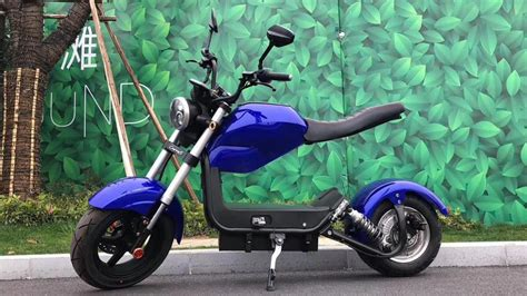 2019 Fat Tire Electric Motorcycle 1500w Electric Scooter