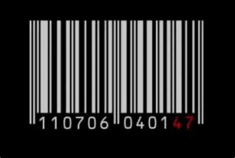 Shocking Meaning Behind Hitman's Agent 47 Barcode