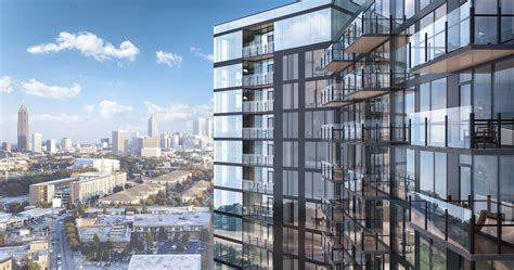Seven88 West Midtown Gears Up To Go Vertical As Sales