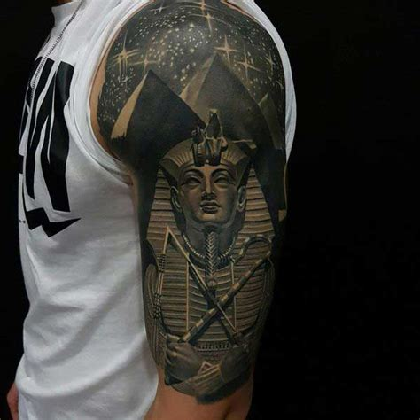 Egyptian Tattoos – The Ultimate Guide for Egyptian Tattoo