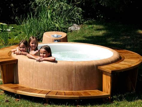 Softub 300+ is the ultimate in luxury: Create a relaxing