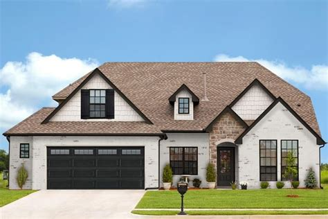 4 Color Options Full Exterior House Consultation Exterior
