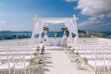 Weddings at the Santo Winery in Greece - Wedding Packages