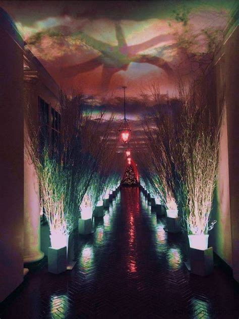 Melania Trump's White House Christmas Decorations Have