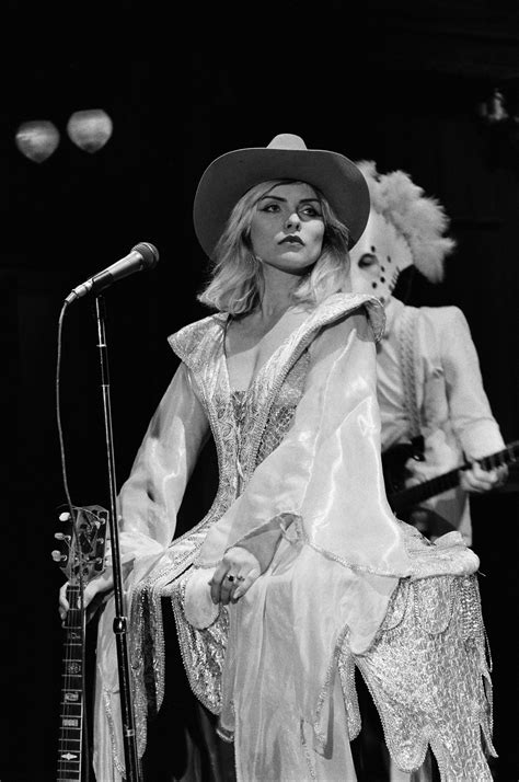 7 of Debbie Harry's most iconic outfits - i-D