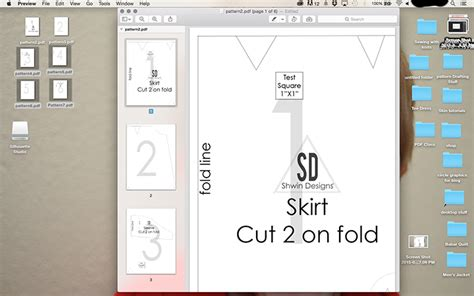 How to make a PDF Pattern in Photoshop    Part IIII