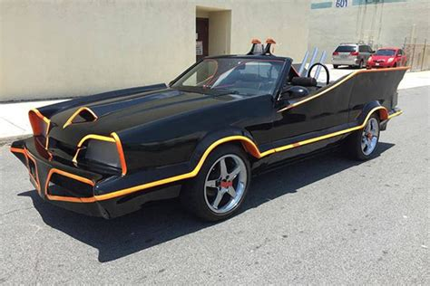 For $5,000, This Batmobile Replica Is The Deal Of The