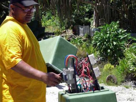 Pacific Islands Aiming For Energy Self-Sufficiency | Voice