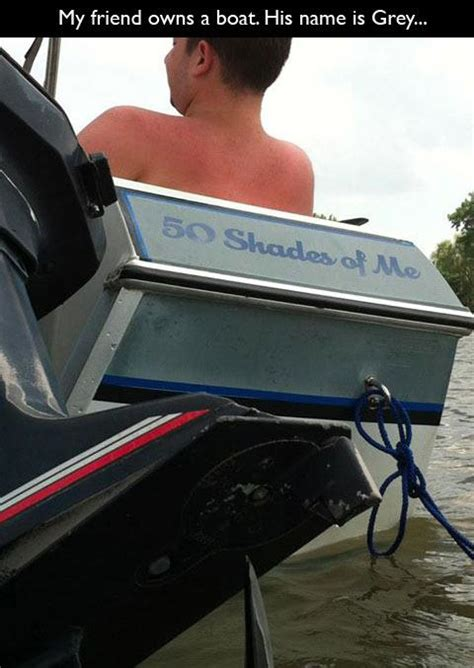 24 Funny Boat Names - FunCage