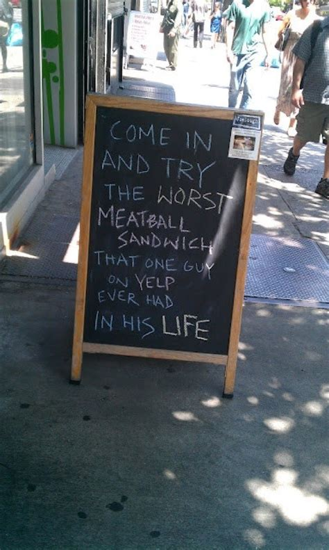Funny Restaurant Signs (15 Photos) - FunCage