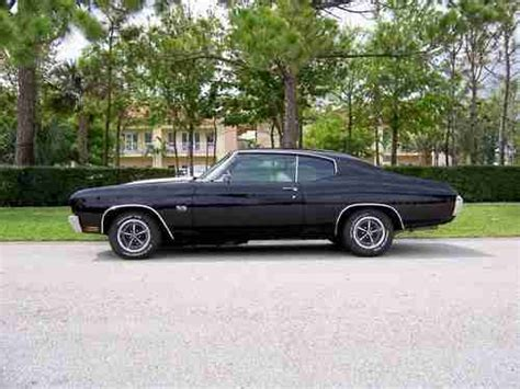 Find used 1970 70 Chevelle SS Clone, 4 Speed, 12 Bolt Posi