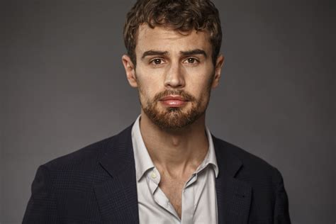 Theo James on Four and How Divergent Changed the Roles He