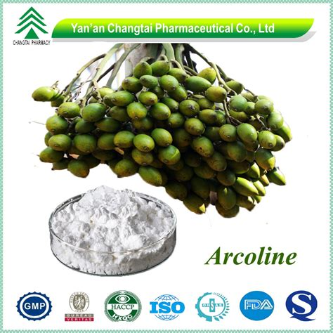 High Quality Pure Plant Extract Areca Nut Extract