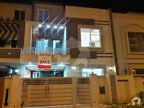 5 Marla Brand New House At VIP Location In Bahria Town