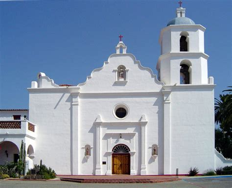 8 Historic Missions In Southern California