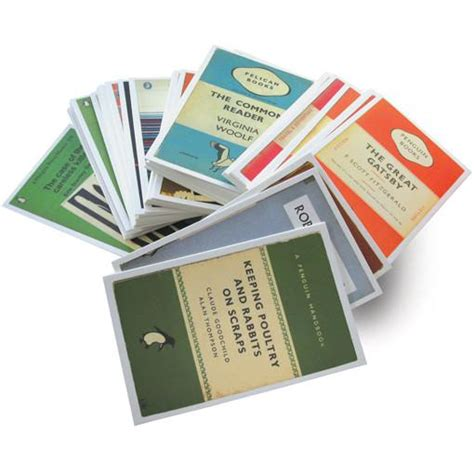 100 Postcards from Penguin - The Literary Gift Company