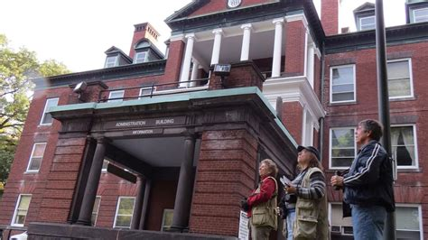 Haunted, historic and hidden, former Harrisburg State