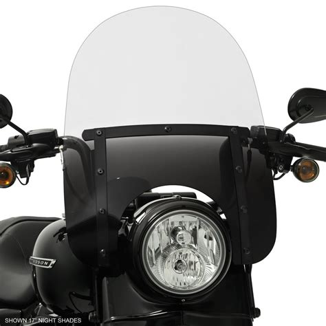 FLHRXS Road King Special Memphis Slim Windshield