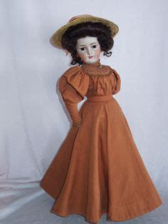 Antique china doll