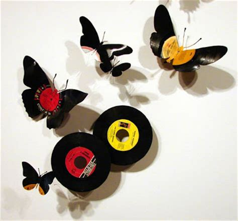Spinning Indie: Should Recycled Vinyl Record Art Make Me