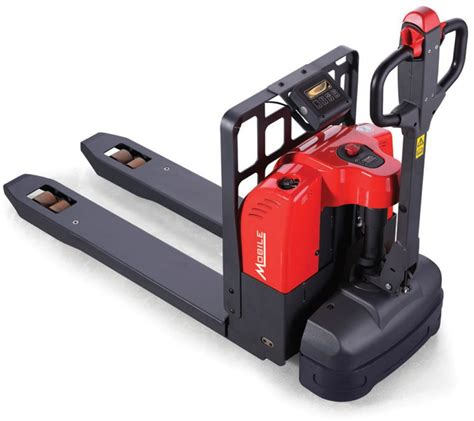 """ECO """"EFET33SC"""" Self-Propelled Weigh Scale Pallet Truck"""