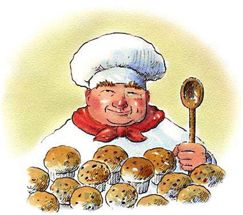 The Muffin Man
