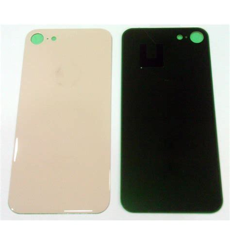 IPhone 8 pink gold battery cover