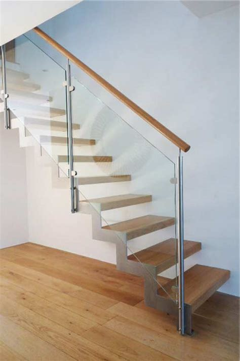 Steel Structure Modern Stair Staircases | Staircase Design