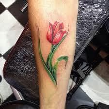 What Does Tulip Tattoo Mean? | Represent Symbolism