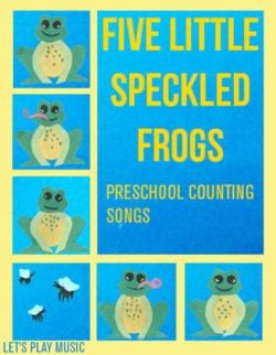 Pond Songs for Preschoolers - Let's Play Music