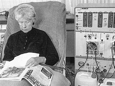 The history of dialysis - Fresenius Medical Care