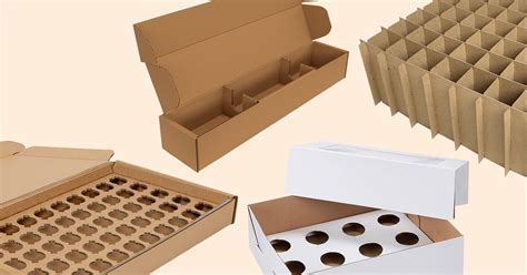 Cardboard Box Inserts & Partitions — AnyCustomBox