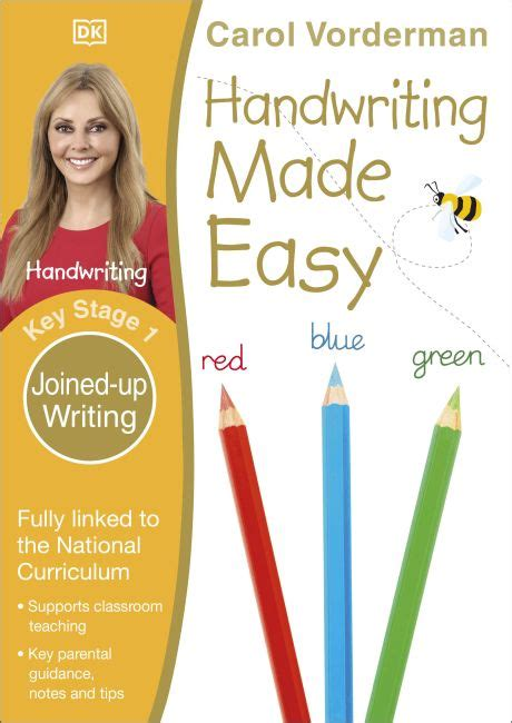 Handwriting Made Easy Ages 5-7 Key Stage 1 Joined-up