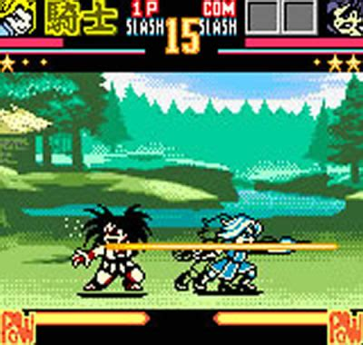 Samurai Shodown! 2 Review for NGPC (1999) - Defunct Games